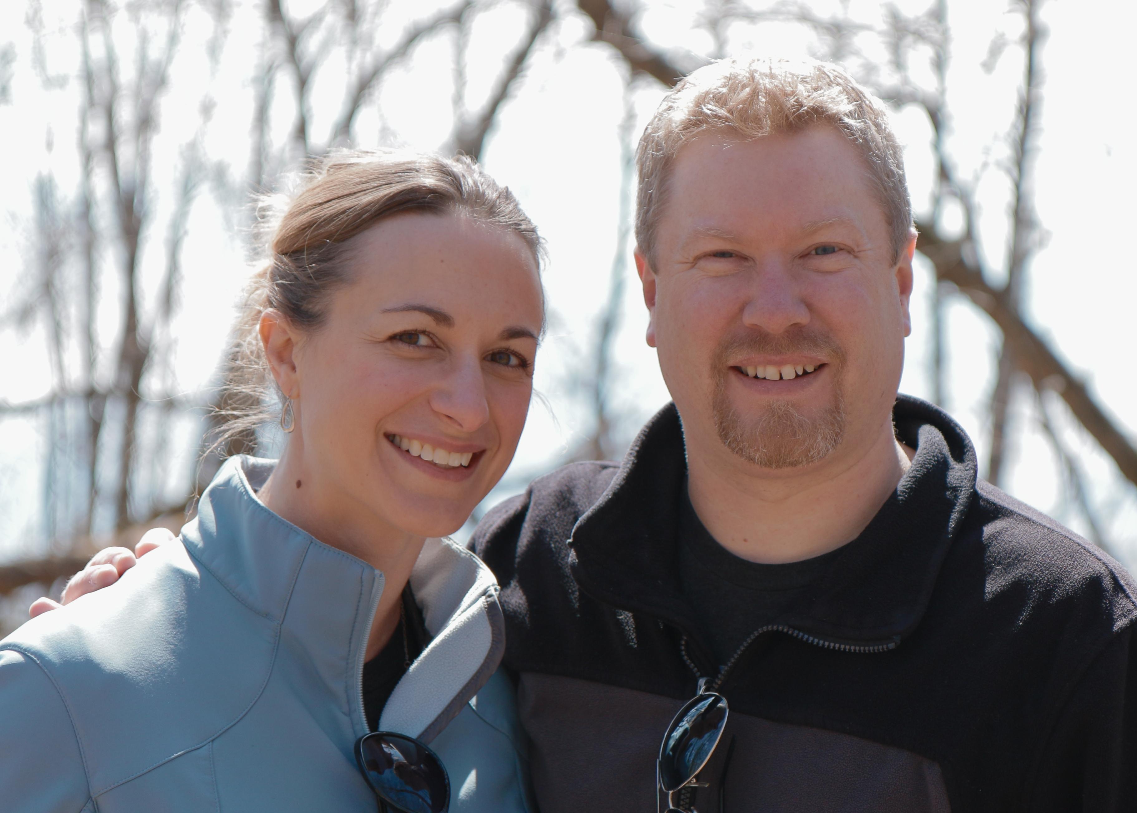 Corey & Nicole Pond