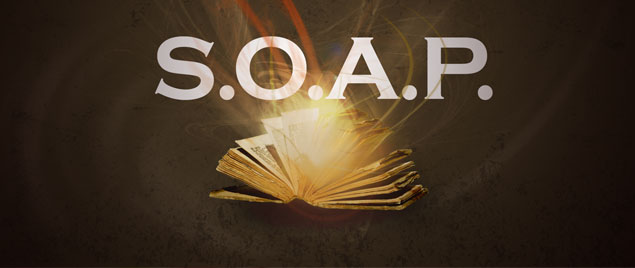 SOAP: Revelation 19-22, Matthew 1