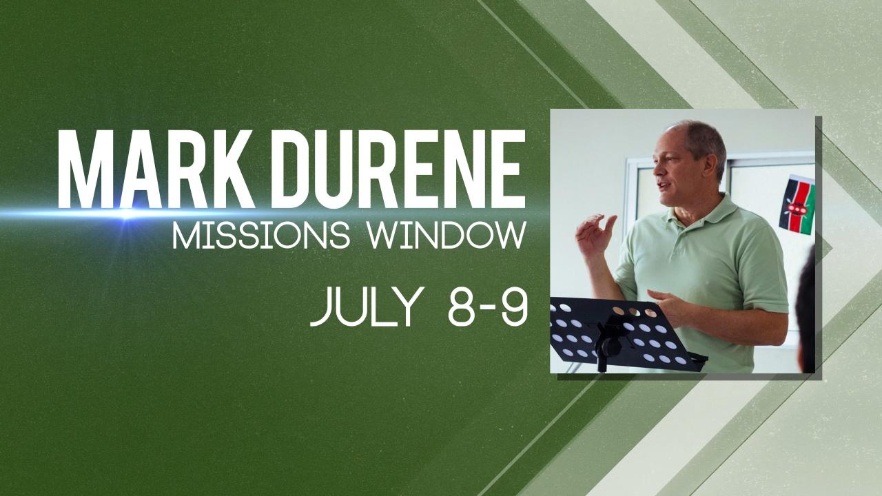 Mark Durene