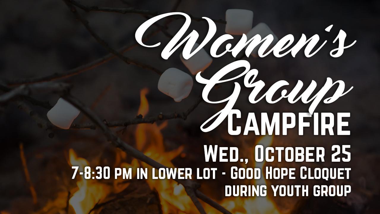 Womens Campfire