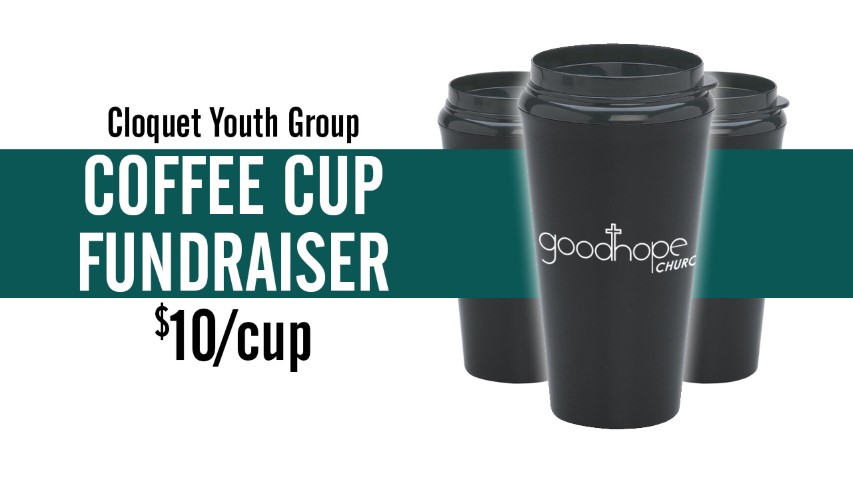 Coffee Cup Fundraiser