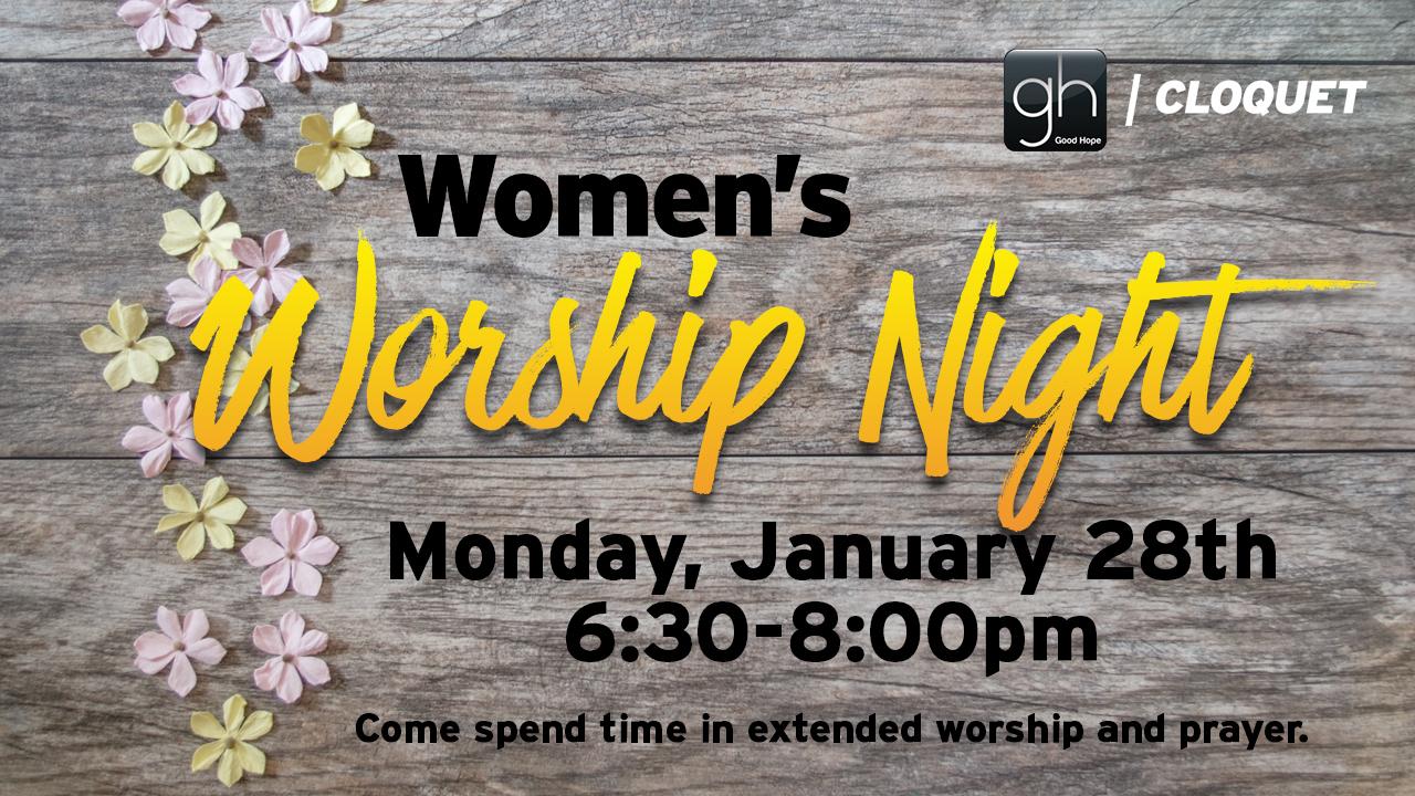 Women's Worship