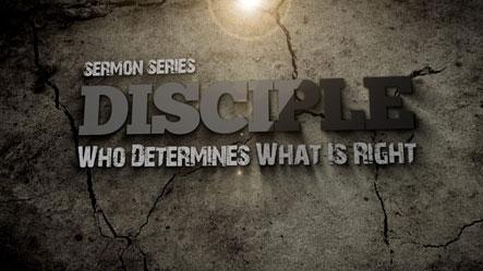 Disciple : Series