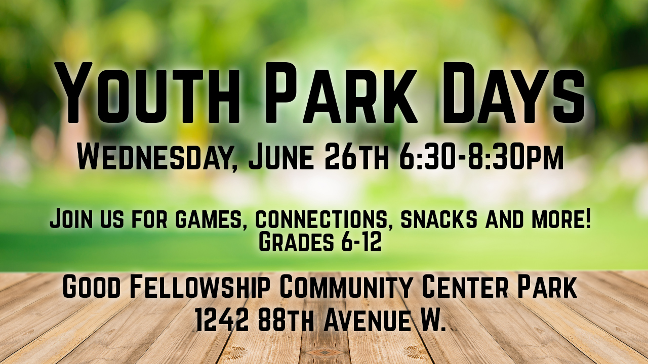 Youth Park Days