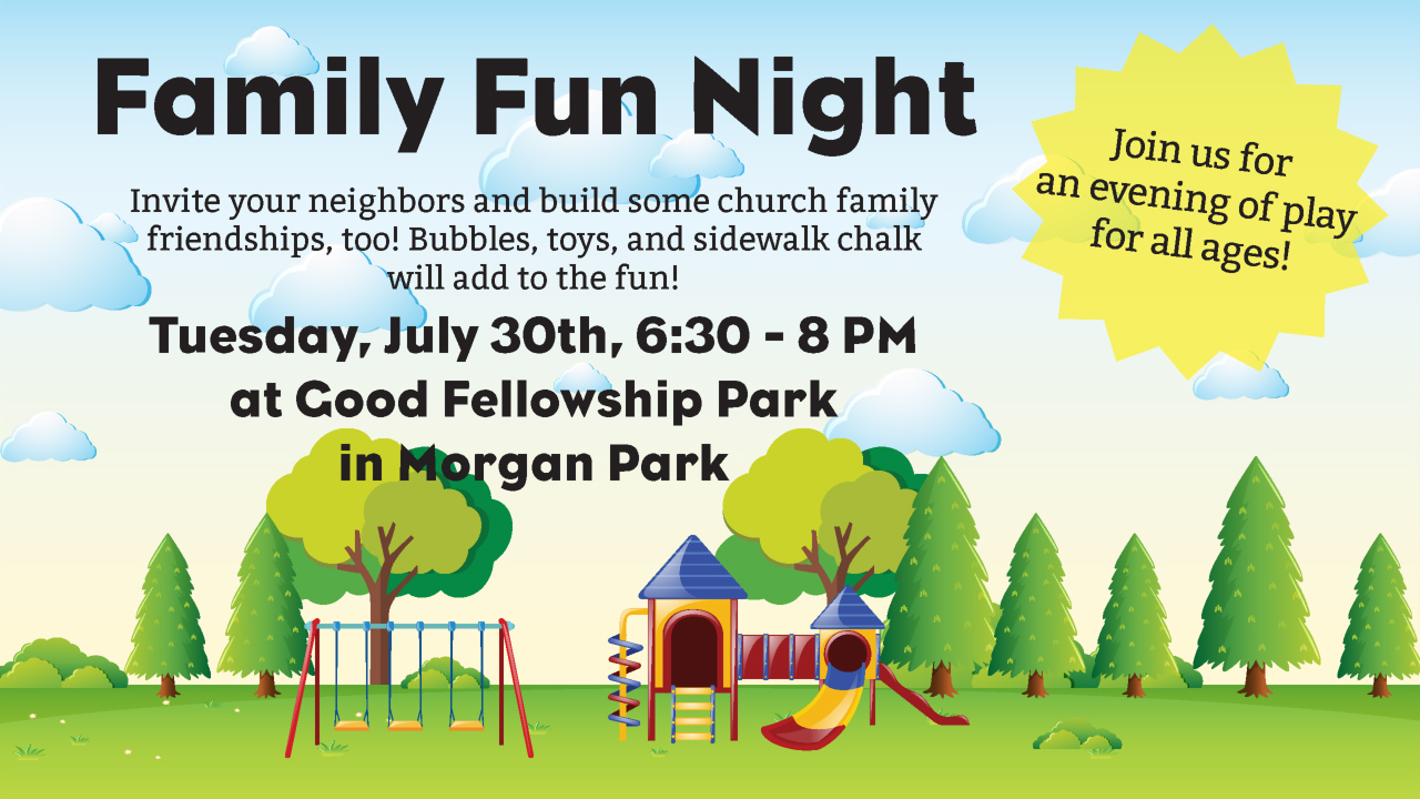 Family Fun Night